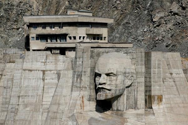 Kirov Reservoir Lenin