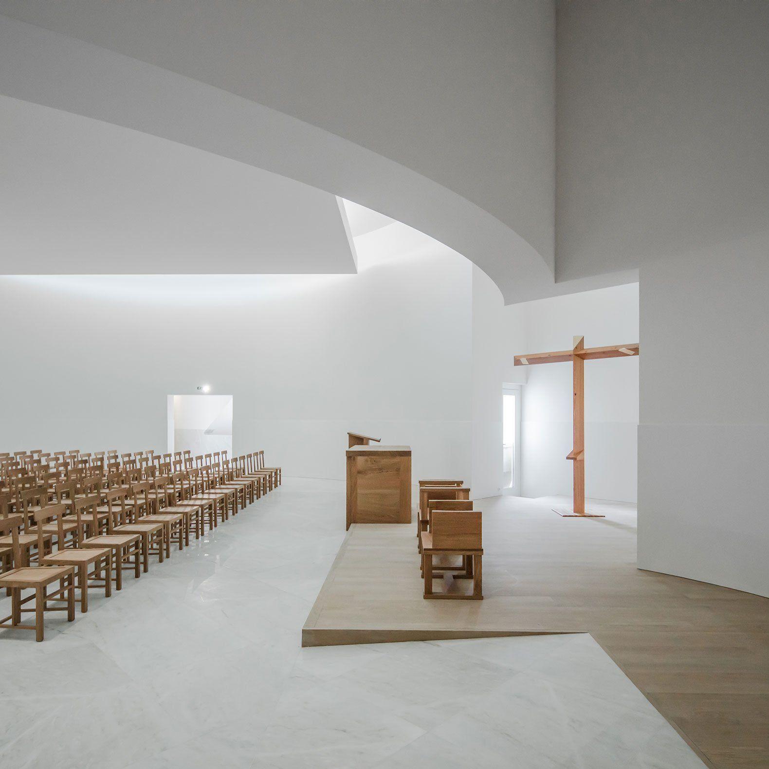 Siza Church Ana Amado