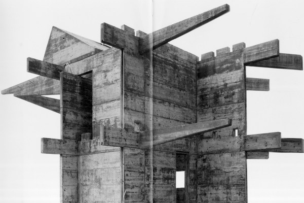 Pierre Zoelly, a House for a Sculptor