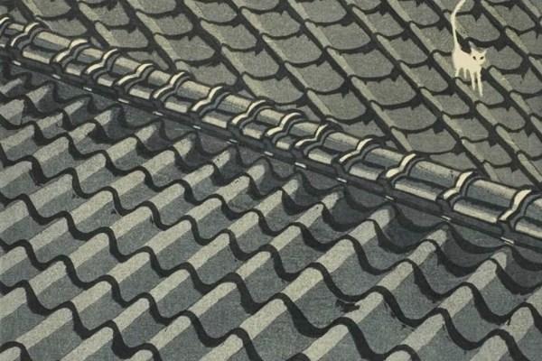 The Rooftops of Junichiro Sekino