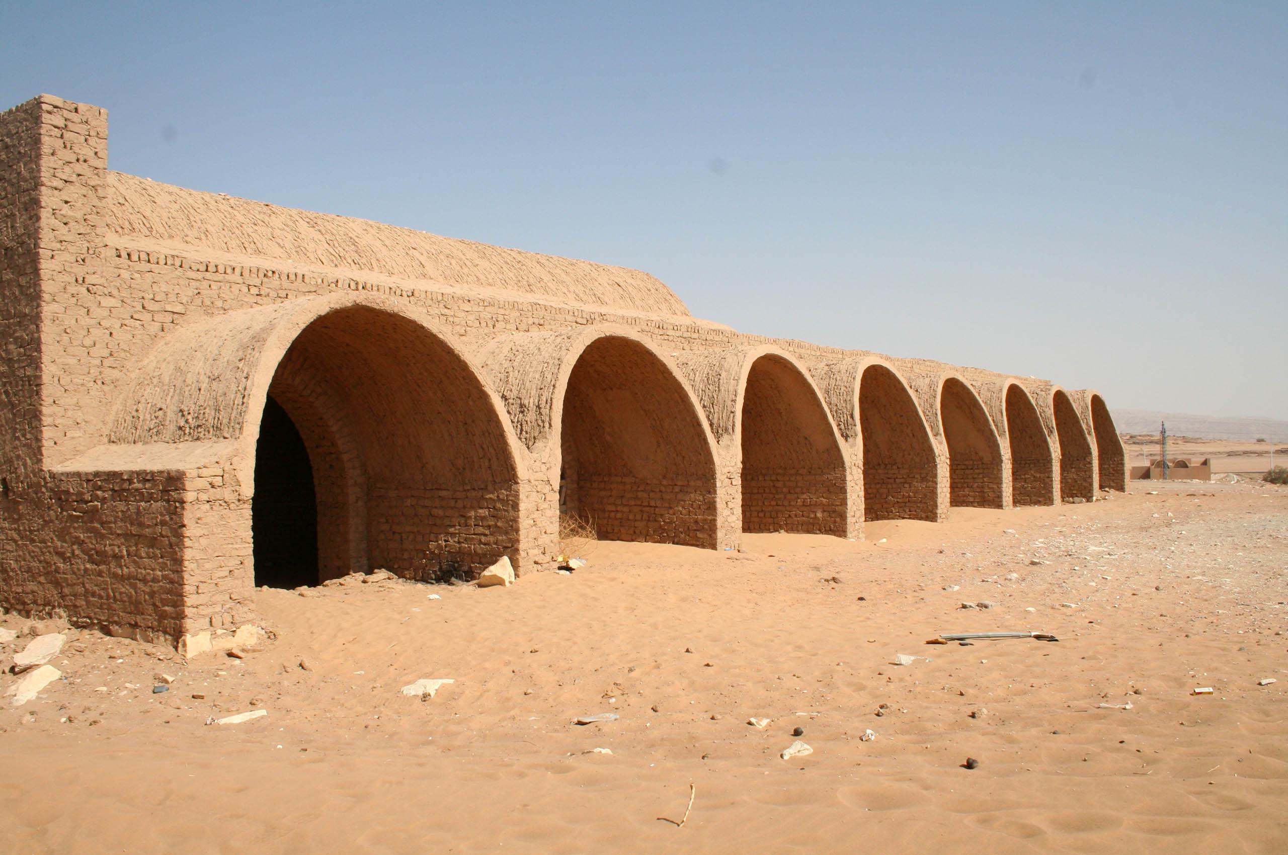 Hassan Fathy New Baris Egypt