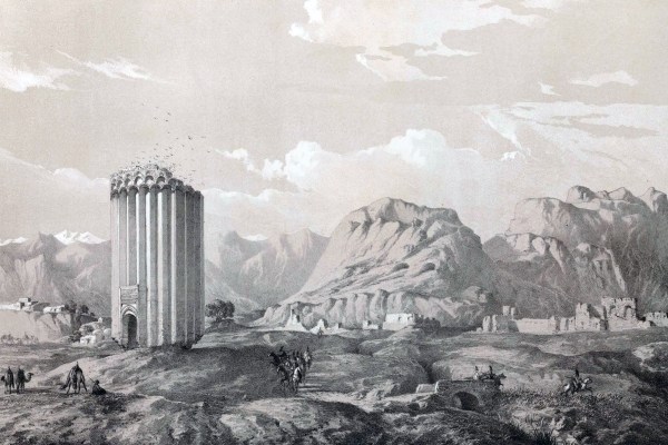 Seljuk Architecture, The Tughrul Tower