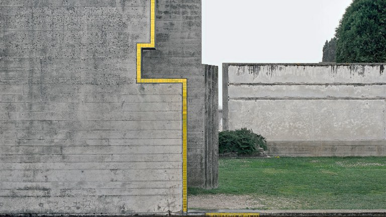 The Brion Cemetery, Carlo Scarpa