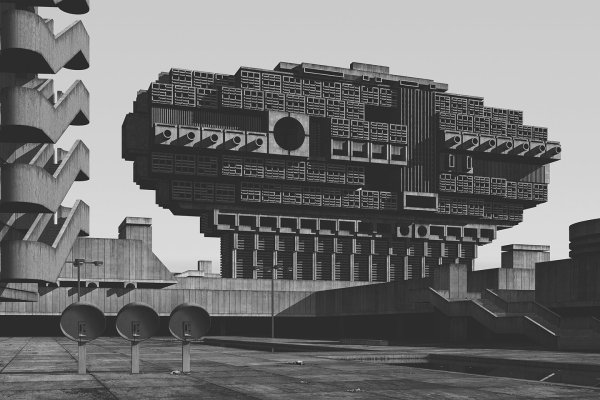 A Future City From The Past, Clemens Gritl