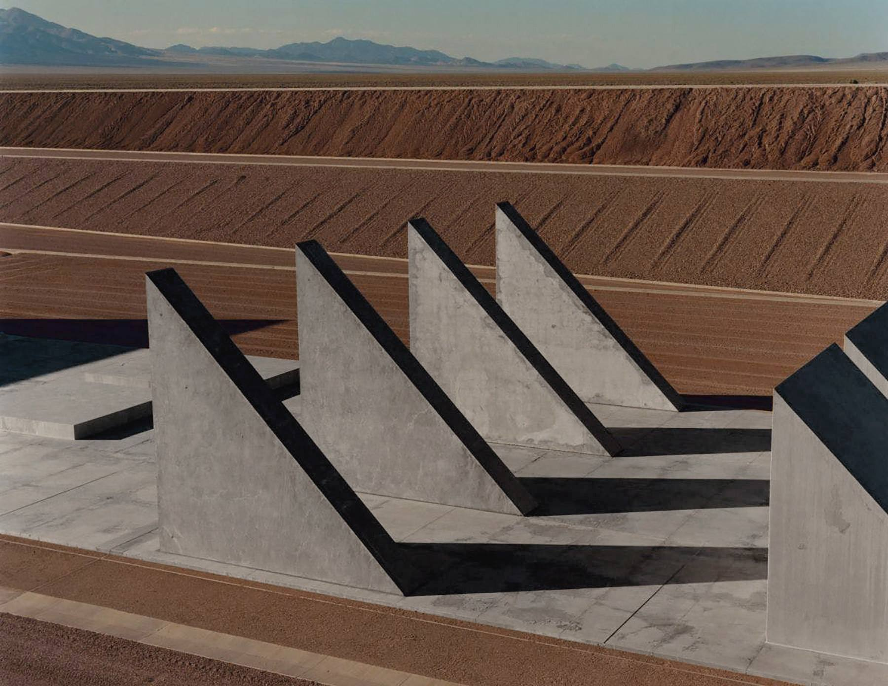 The City Michael Heizer