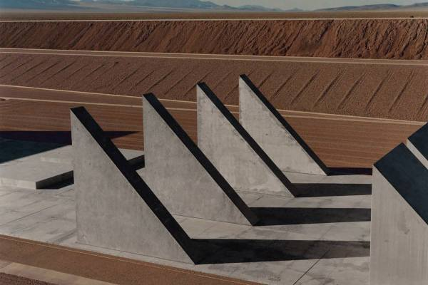 Michael Heizer, the Post Apocalyptic Sculpture of City