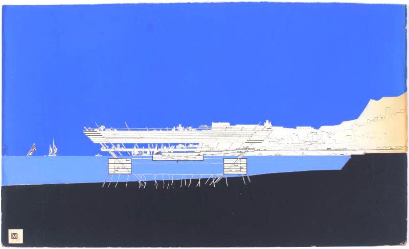 Paul Maymont Thalassa 1963 Section
