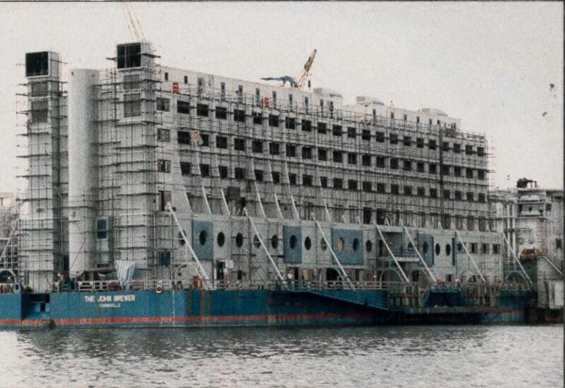 Haegumgang Hotel Great Bareer Reef Australia North Korea Vietnam