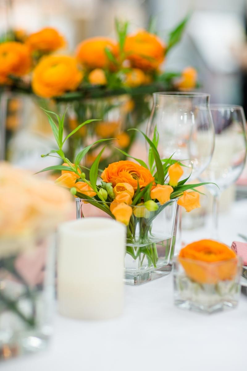 Dekoration Orange Hochzeit Gottingen Sensevent Hochzeiten Und