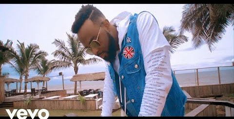 VJ Adams – When a Man Cries II ft. Praiz