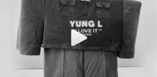 Yung L – I Love It (Kanye West Cover)