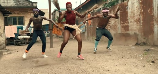 Patoranking x Westsydelife Everyday (Official Dance Video)