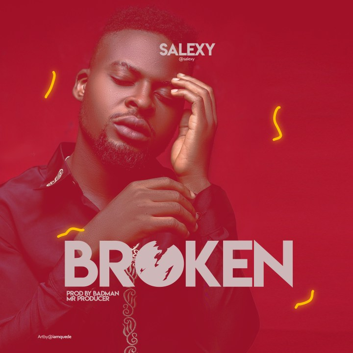 Salexy Broken prod. by badman