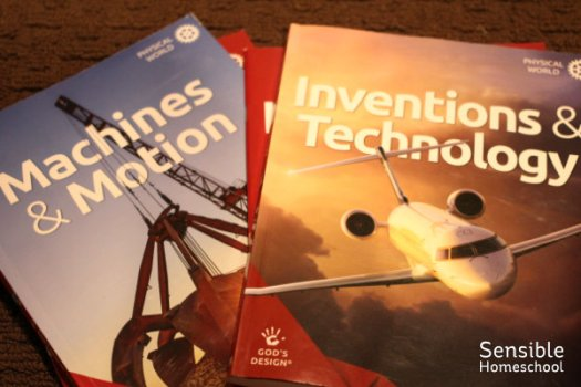 God's Design for the Physical World Machines & Motion and Inventions & Technologies books