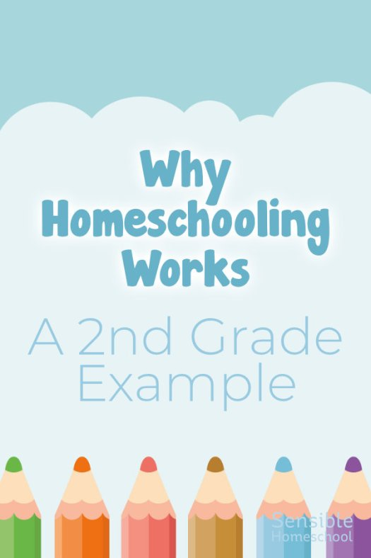 Why Homeschooling Works - A Second Grade Example