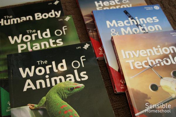 AIG God's Design for Science books