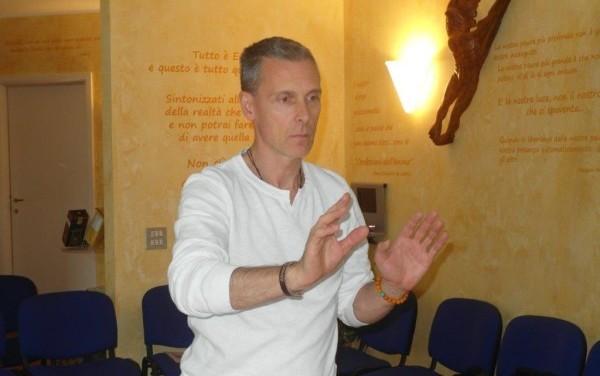 Fabio Mariani durante Allineamento Divino_1