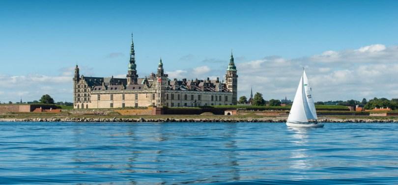 Kronborg Castello Danimarca
