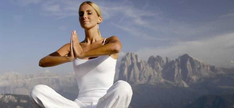 Dolomites Yoga Days