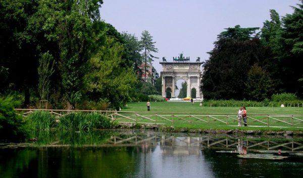 Vacanza Milano - Parco_Sempione_