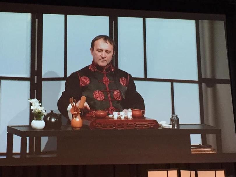 Marco Bertona - Cerimonia del tè