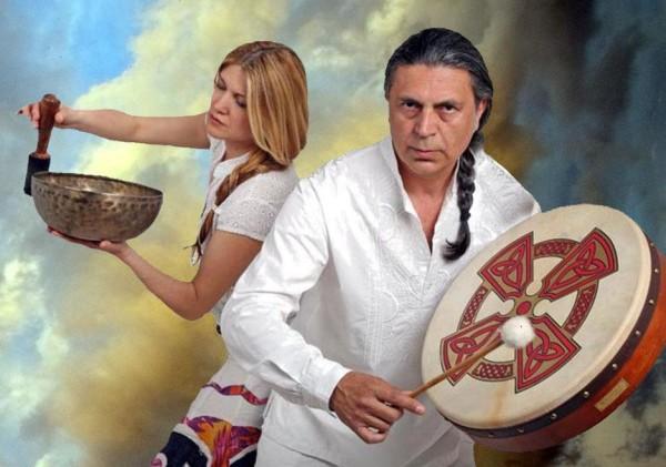 Festival del Benessere Mauro Giulianini- Sciamano Thamaak