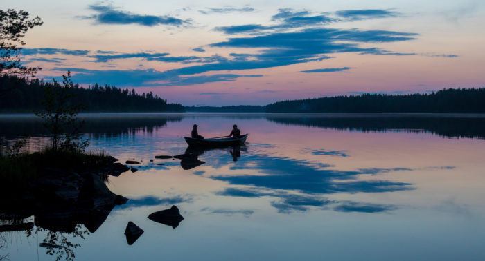 Finlandia: illustrazioni di una fiaba