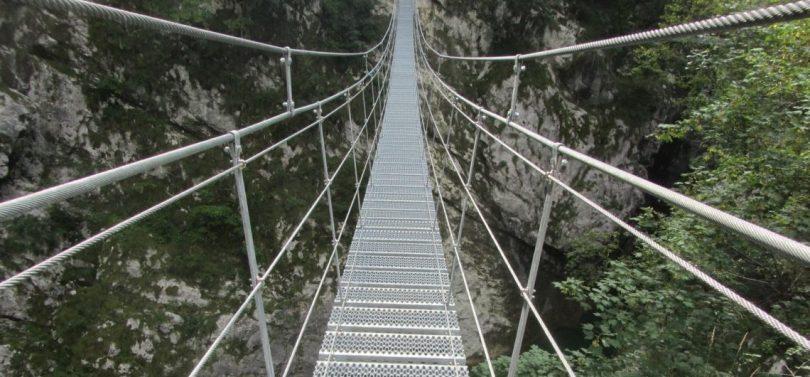 ponte-tibetano foto di Castaldini