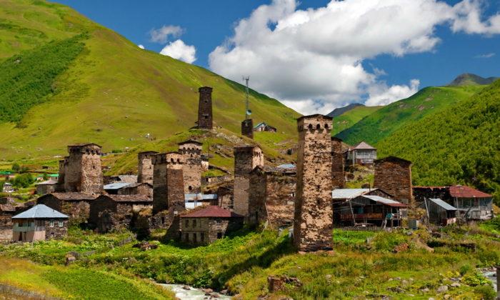 Georgia, il gioiello del Caucaso ushguli-svanetiya