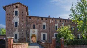 CASTELLO D'AGOGNA (castello)