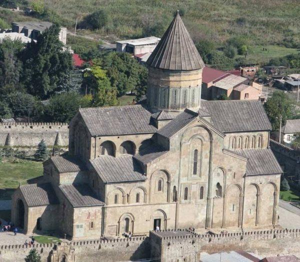grotte-di-prometeo chiesa-georgiana