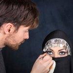 Make Up artist Rossano De Cesaris