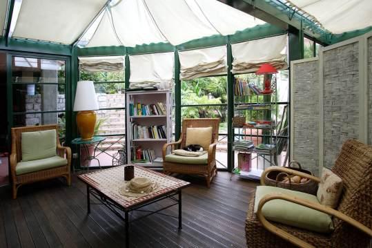 Hotel Cernia Isola Botanica - Zona relax e lettura
