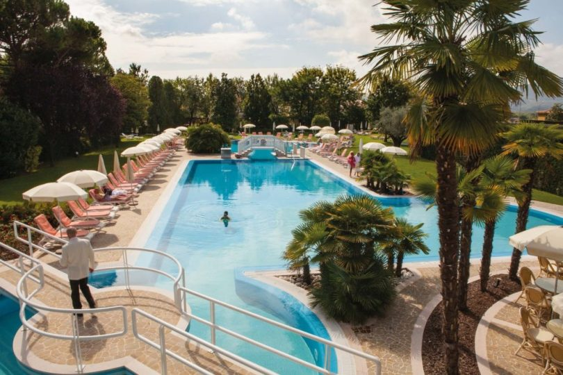 Ermitage Bel Air: una vacanza speciale