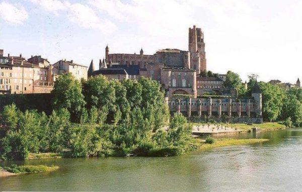 Albi - Henri de Toulouse-Lautrec