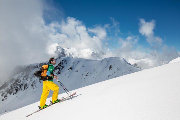 Carinzia -Skitour Goldeck