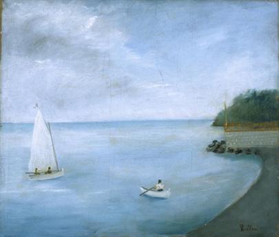 45. Lilloni Paesaggio di Lavagna 1934