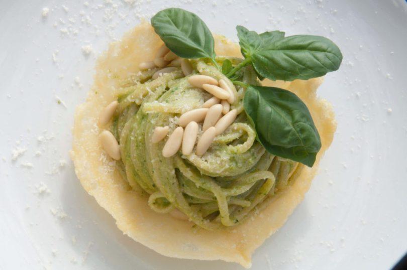 Liguria - Trofie al Pesto