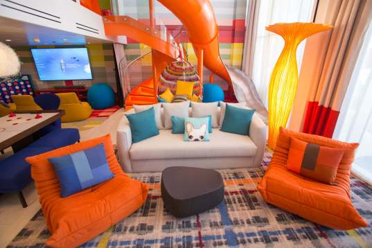 Symphony of the Seas -The Ultimate Family Suite interno - credit SBW Photo