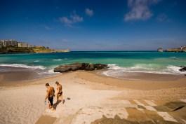 Castro Urdiales. Playa de Ostende - Urdiales