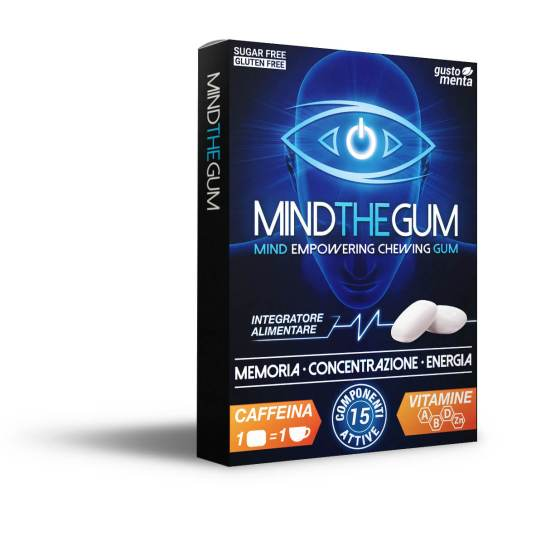 MIND THE GUM_Pack singolo