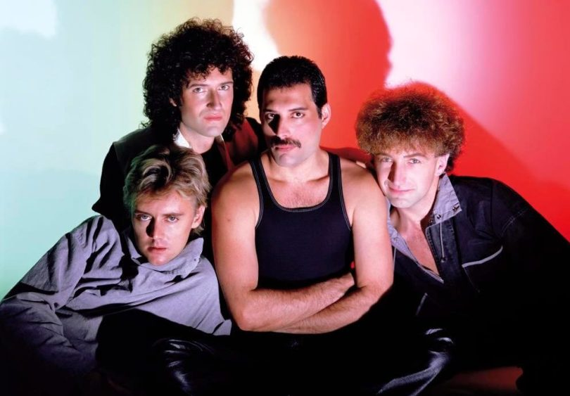Montreux- Freddie Mercury-Queen