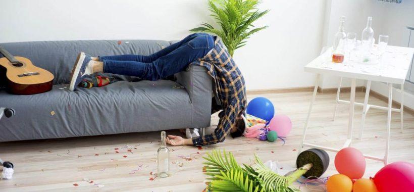Melligo®-hangover