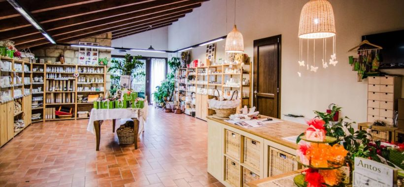 Cosmetica green-Temporary shop- Antos