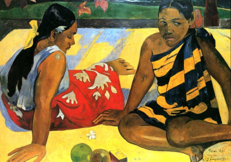 Gauguin a Tahiti. Il paradiso perduto_