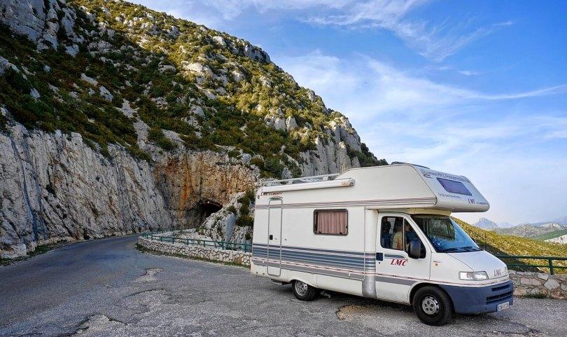 Yescapa-Camper-Francia, Route Napoléon