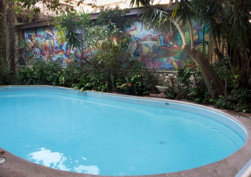 Nizza- piscina Hotel WindsoR - foto Giovanna Dal Magro