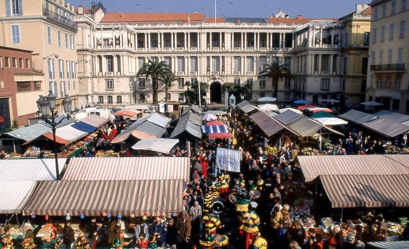 Nizza-mercato-Foto Giovanna Dal Magro