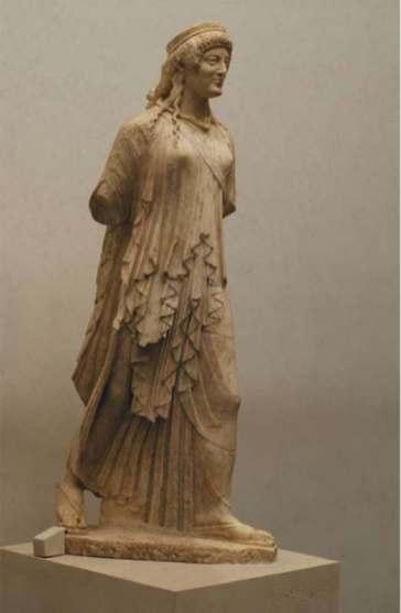 Artemide marciante, inv. 568647, ignoto, fineI-inizi I sec. d.C., marmo, Museo nazionale Romano, Palazzo Massimo, Roma 2_800.jpg