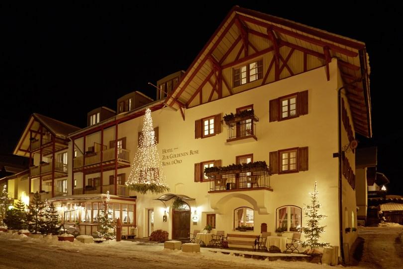In Val Senales, all'Hotel Rosa D'Oro di Certosa, per cercare il silenzio